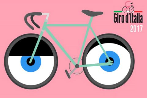 A breve inizierà il Giro D'Italia a tappe!