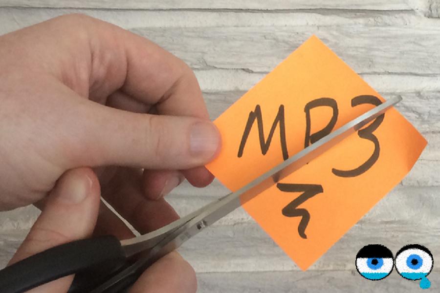 Myfacemood - Addio MP3! Lunga vita all' AAC!