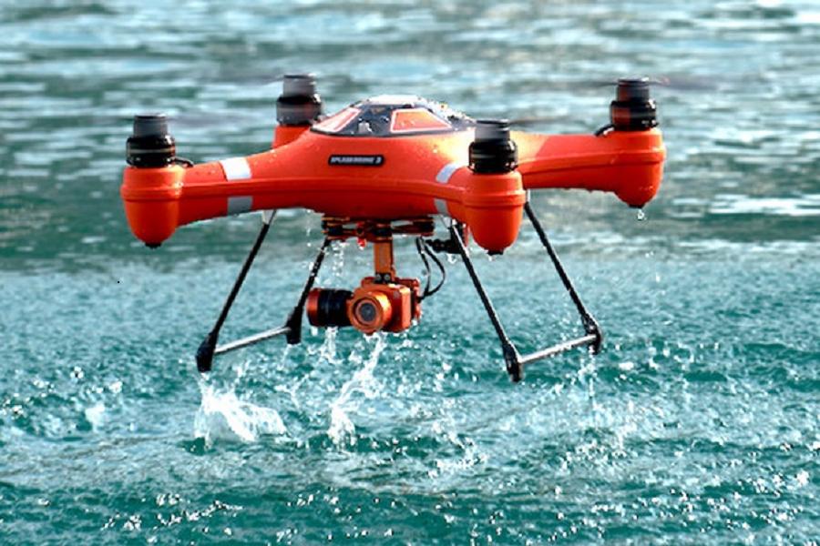 Myfacemood - Il ritorno dell'anfibio Splash Drone 3