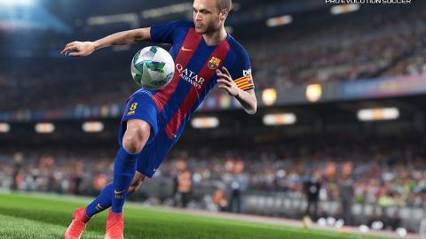 Konami FIFA Evolution Soccer 2018 per Ps3, Xbox 360 e PC uscirà il 12 settembre!