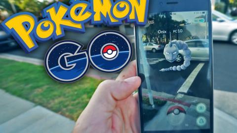 L'ultimo evento di Pokemon Go sarà tutto sulla Roccia!