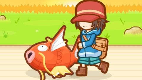Magikarp: il Pokémon interpreta il nuovo gioco da mobile della Niantic