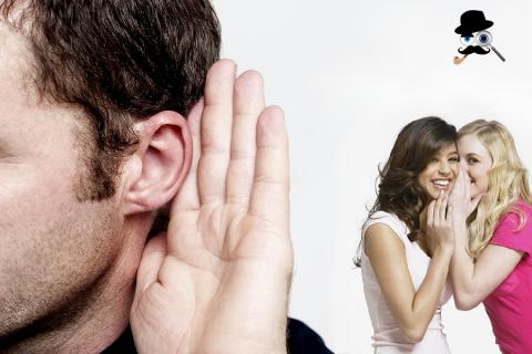 Un altoparlante ad ultrasuoni che fa ascoltare i segreti dei tuoi amici!