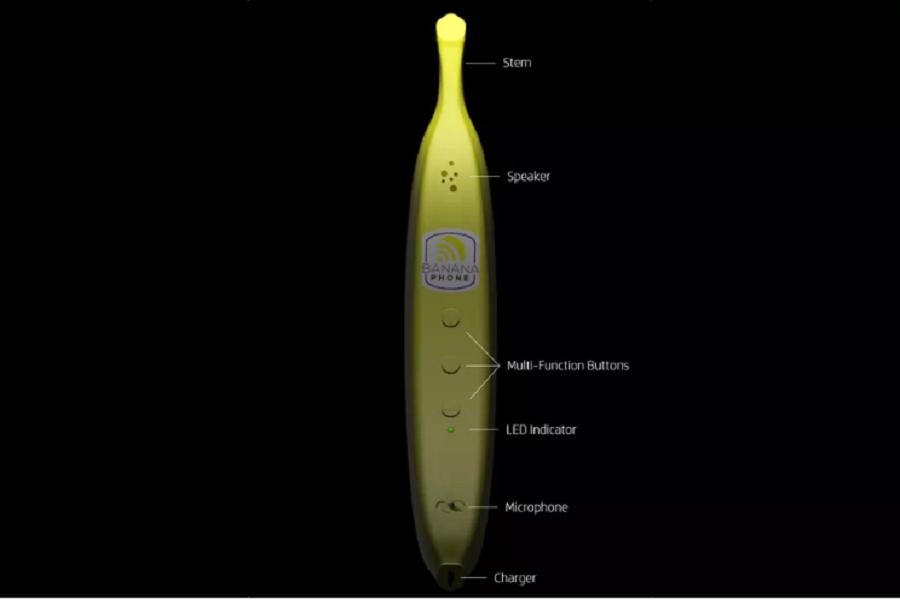 Myfacemood - Banana Phone
