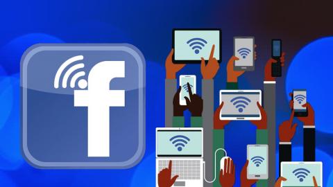 """Facebook sta lanciando in tutto il mondo la funzione """"Cerca Wi-Fi""""!"""