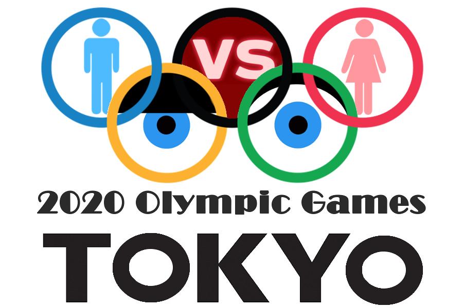 Myfacemood - Le Olimpiadi del 2020 avranno più competizioni miste uomo-donna