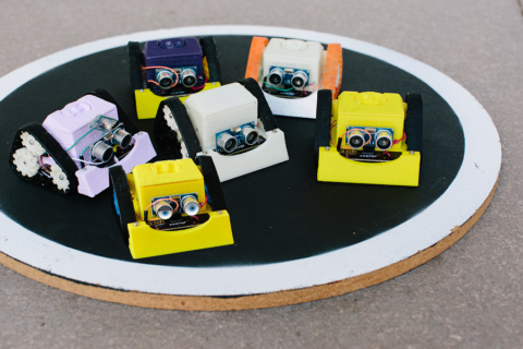 """Questi robot """"Lottatori di Wrestling"""", sono dannatamente veloci!"""