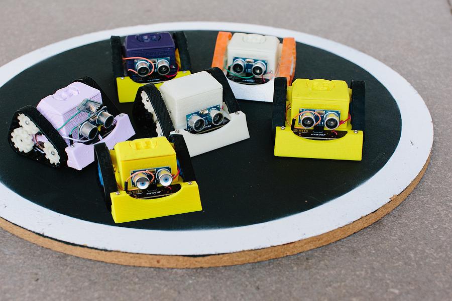Myfacemood - Questi robot Lottatori di Wrestling, sono dannatamente veloci!