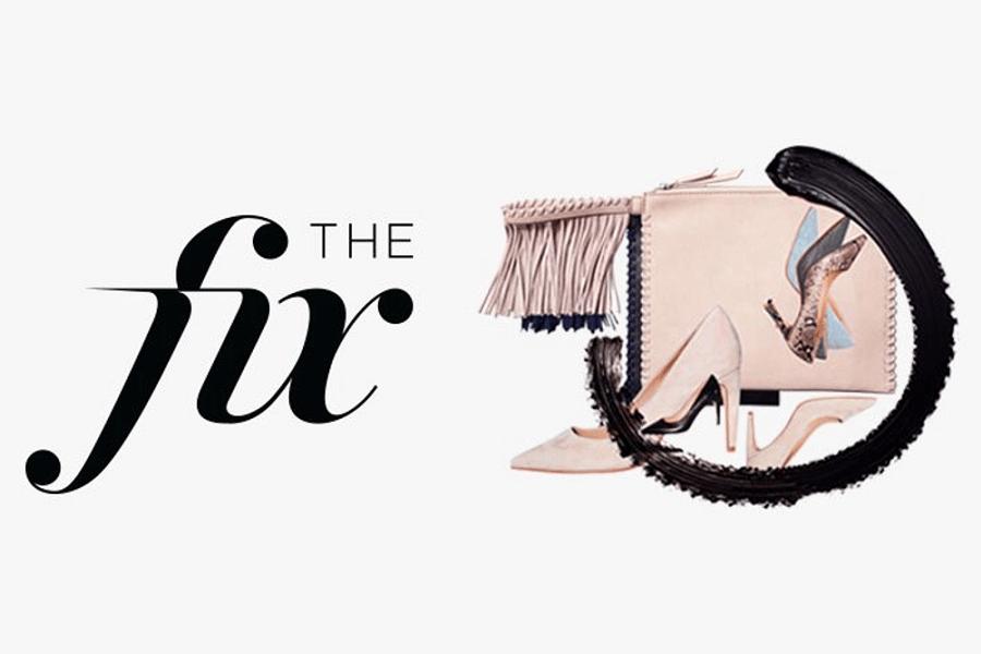 Etichetta moda The Fix di Amazon