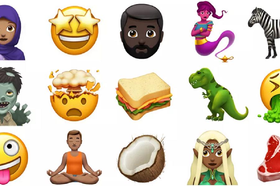 Myfacemood - Apple mostra alcune delle nuove emoji per iOS e macOS!