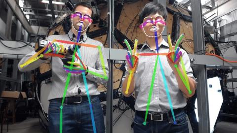 I Robot imparano il linguaggio del corpo!