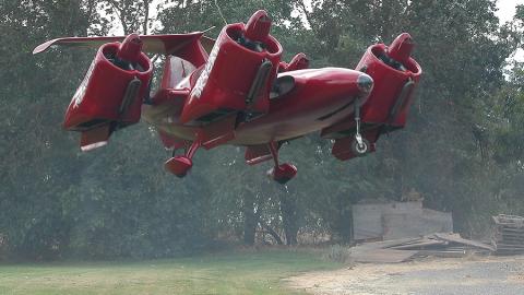 Skycar: la macchina volante adesso è in vendita!