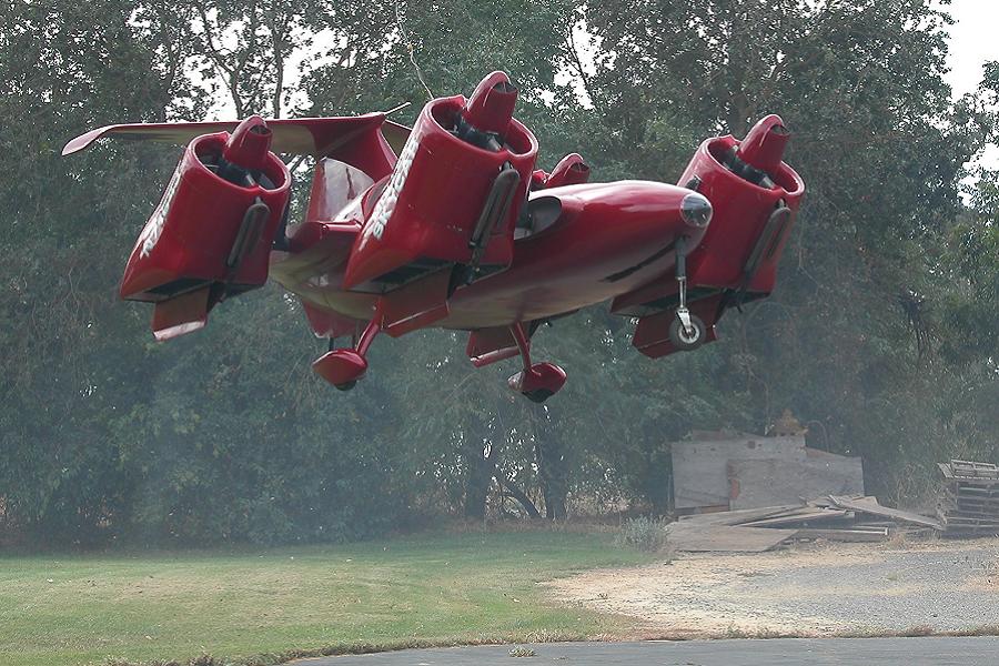 Myfacemood - Skycar la macchina volante adesso è in vendita!