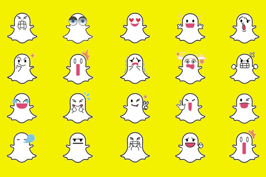 Myfacemood - Snapchat aggiunge effetti di Editing in stile Photoshop e la Registrazione Multi-Snap