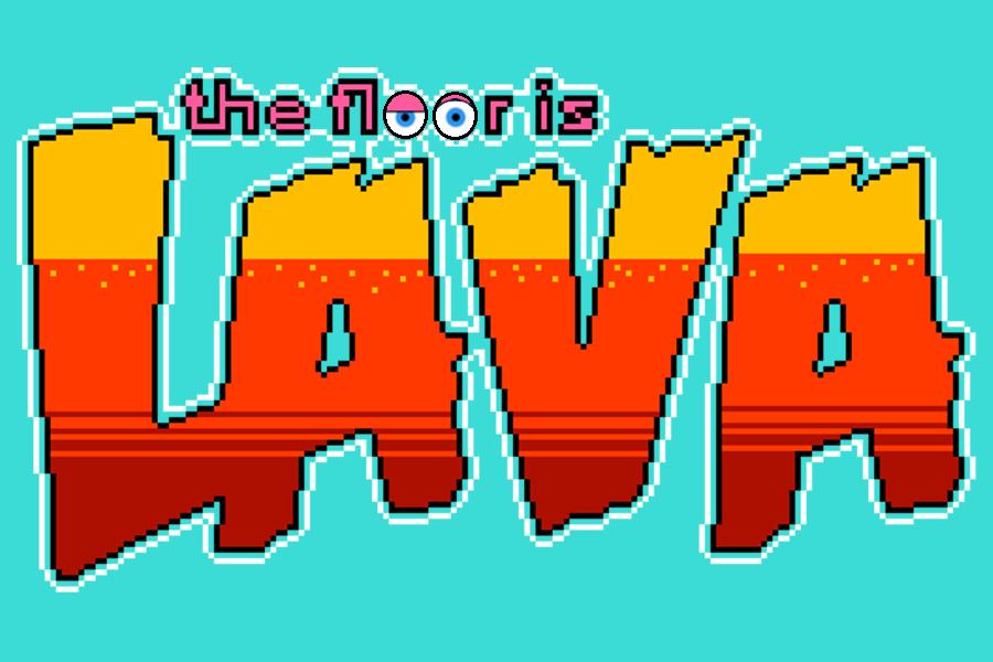 Myfacemood - The floor is lava è la challenge del momento più seguita sui social network