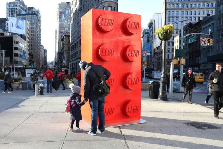 Myfacemood - Lego festeggia 60 anni di mattoncini!