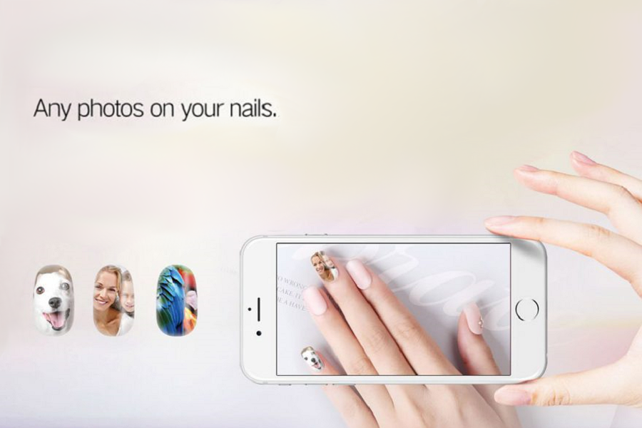 Myfacemood - Unghie personalizzate con O2Nails