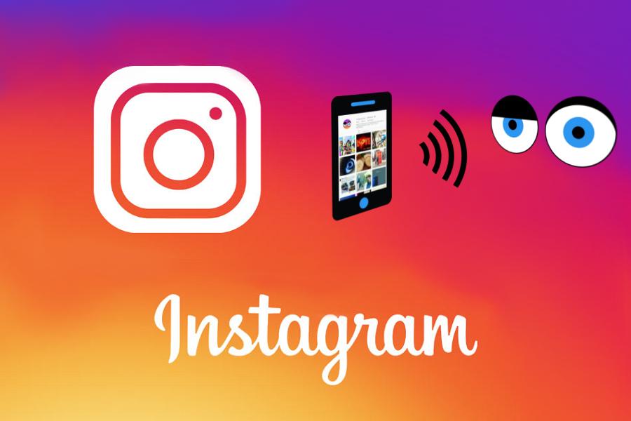Myfacemood - Video chiamata nascosta nei codici di Instagram